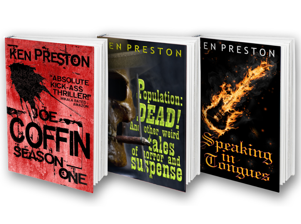 Get these three books for free!