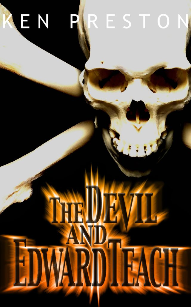 The Devil and Edward Teach Book Cover