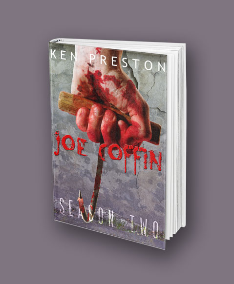 Joe Coffin Book Season 2 by Ken Preston