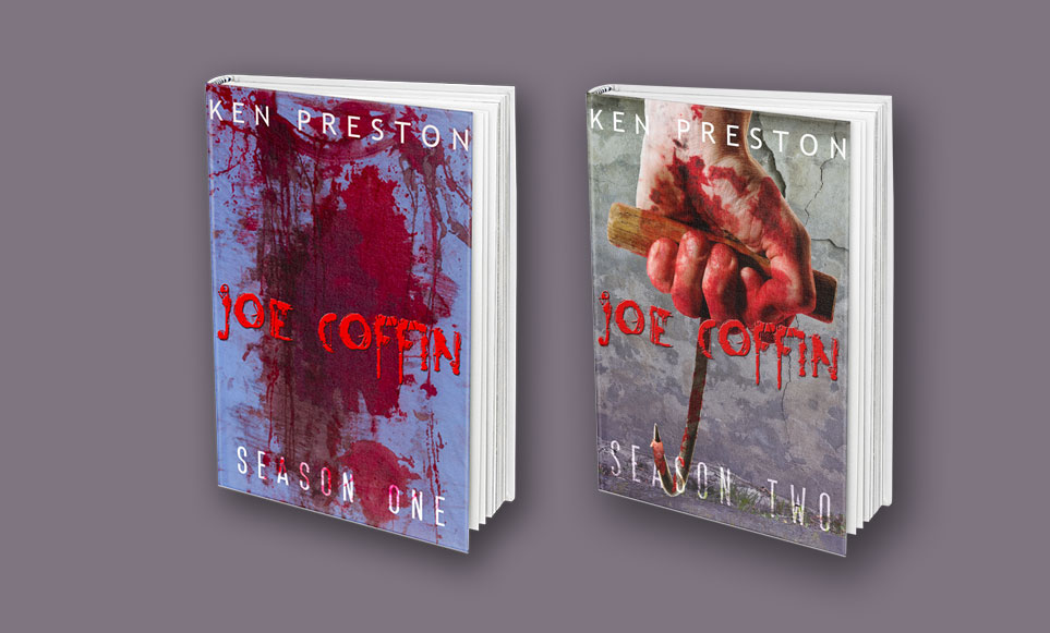Joe Coffin Book Series by Ken Preston