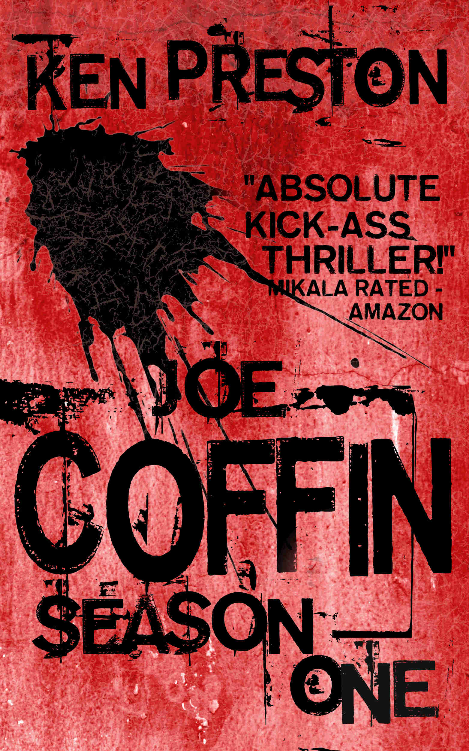 Joe Coffin Season One Book Cover
