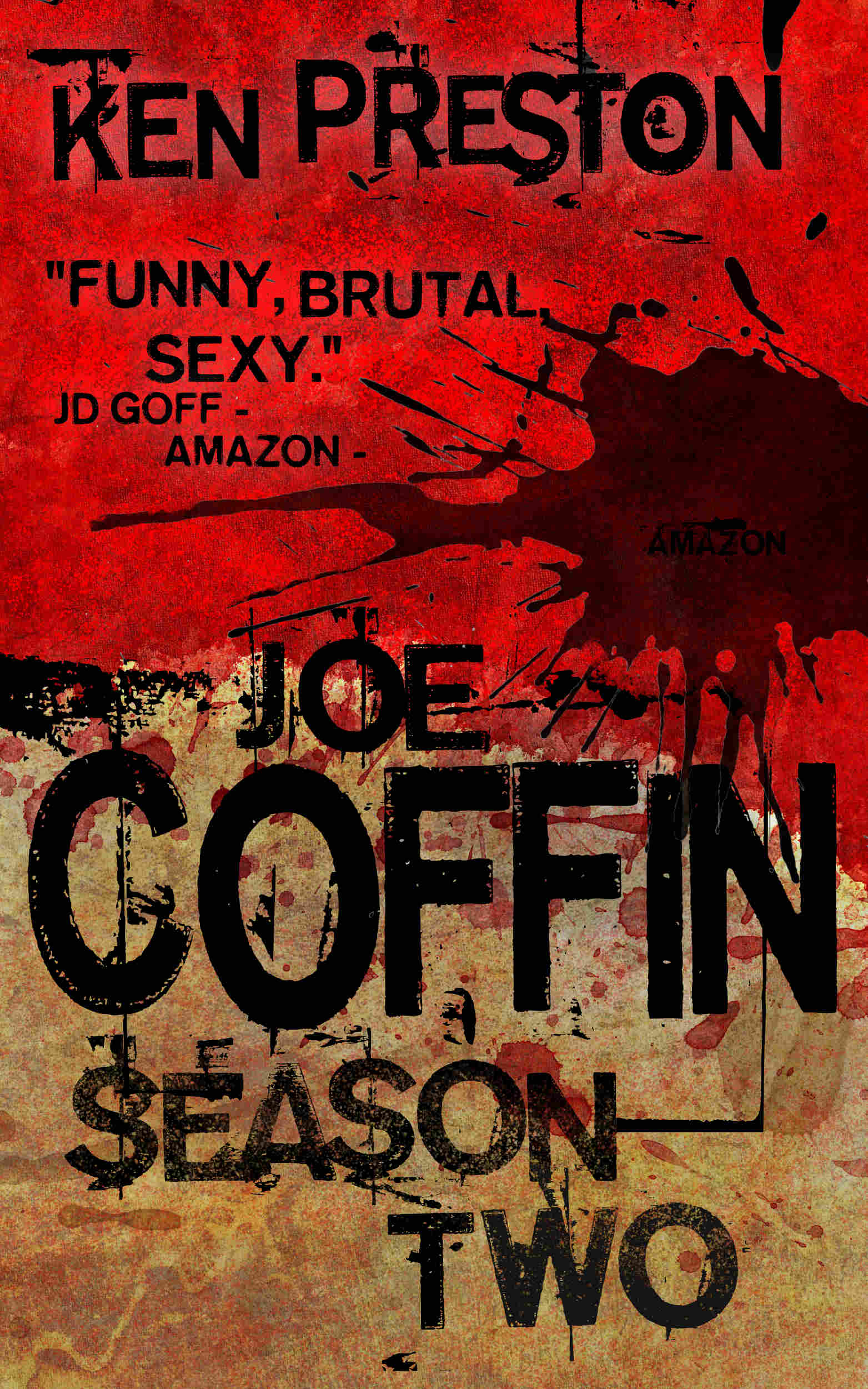 Joe Coffin Season Two Book Cover