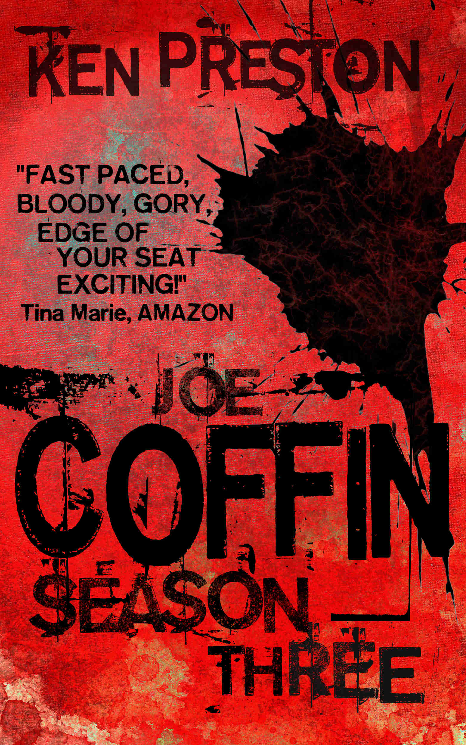 Joe Coffin Season Three book cover