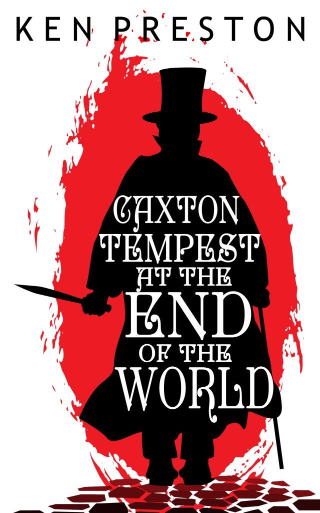 Caxton Tempest at the End of the World Book Cover