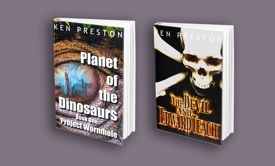 Young Adult Series of Books by Ken Preston