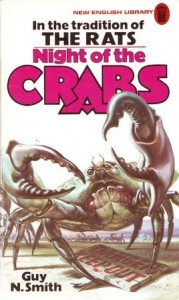 Night of the Crabs Best Horror Books