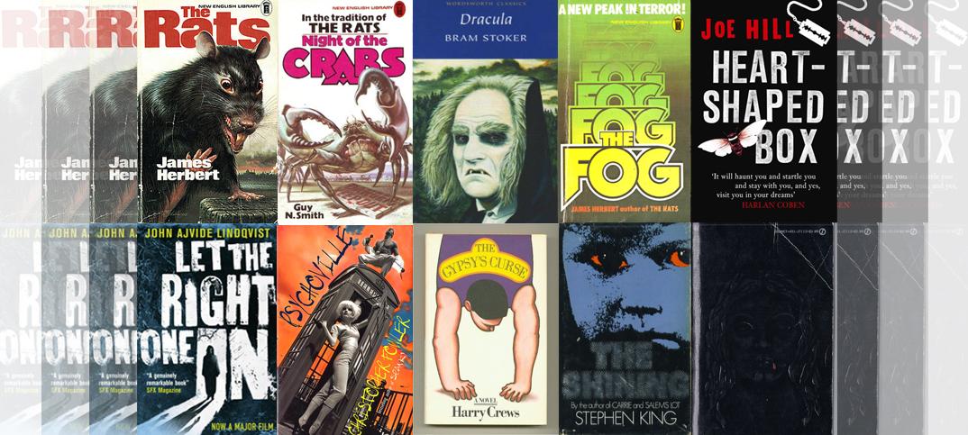 10 Best Horror Books I Have Read – Ken Preston
