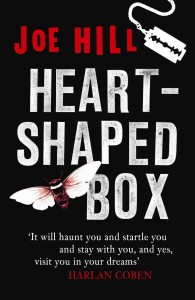 Heart Shaped Box Best Horror Books