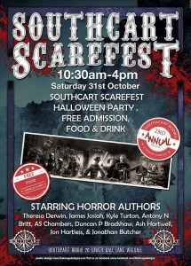 Southcart Scarefest Halloween event