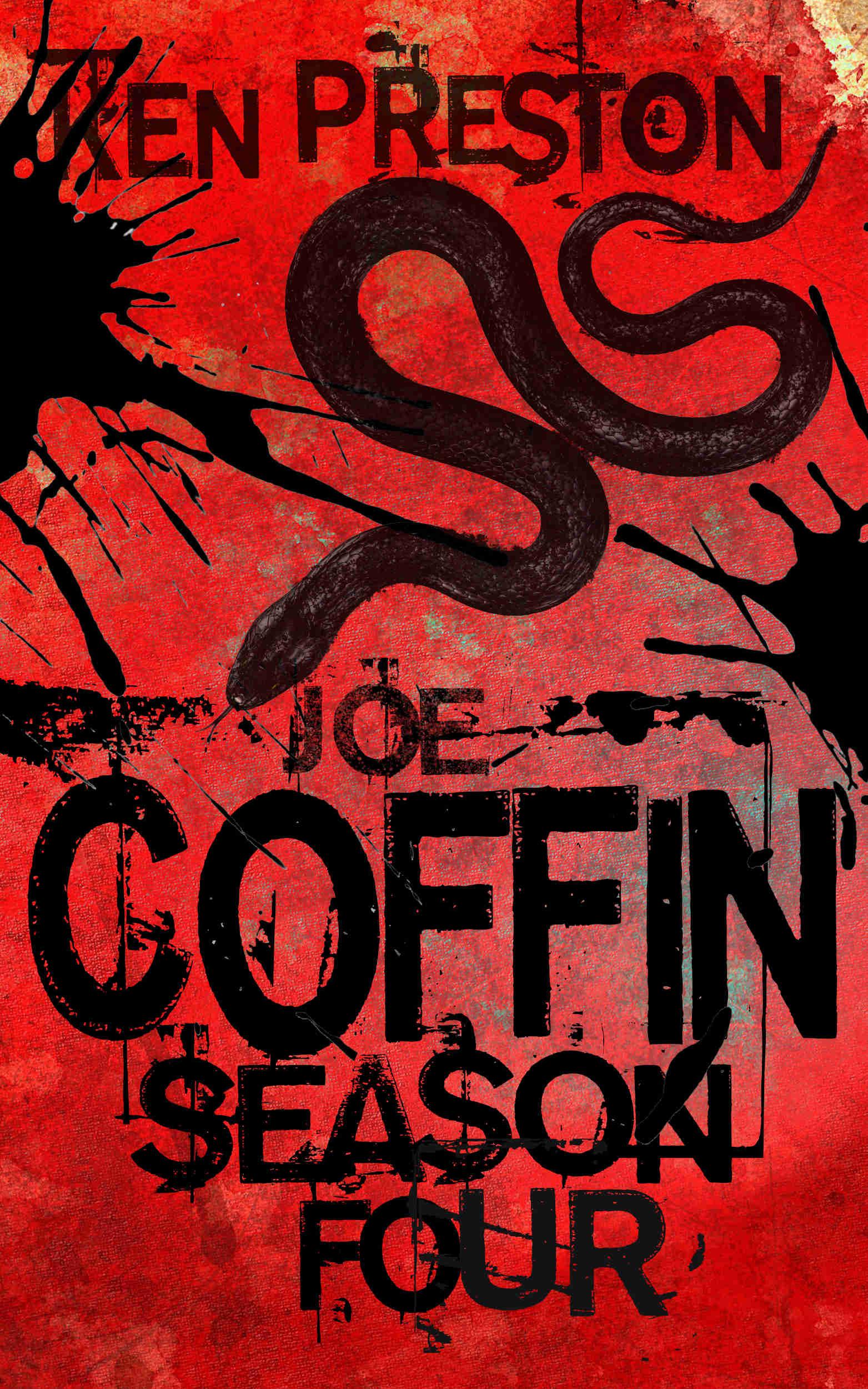 Joe Coffin Season Four Cover