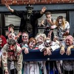 Zombies in Stourbridge