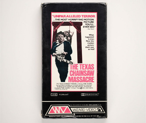 The Texas Chain Saw Massacre Video Case