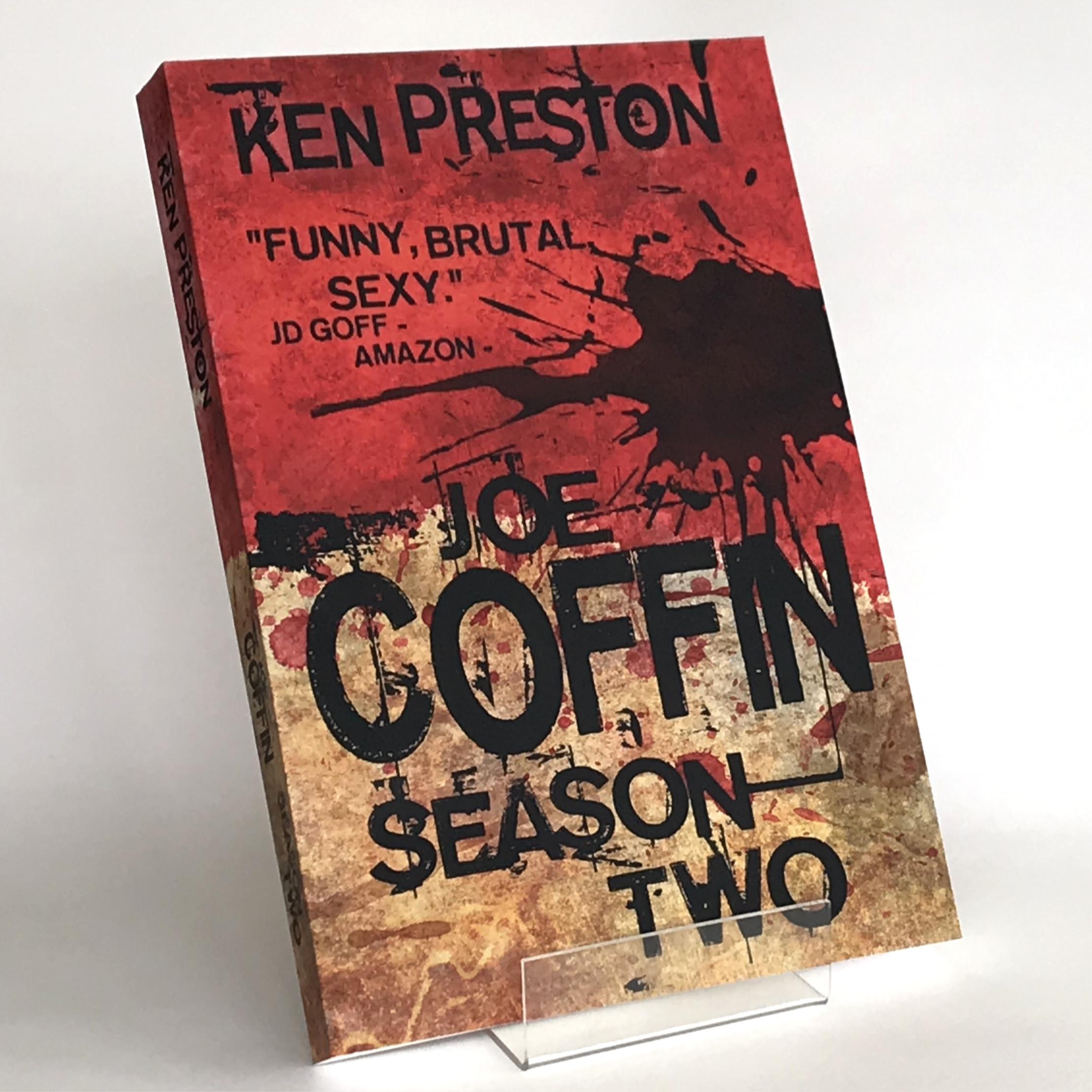 Joe Coffin Season Two Paperback