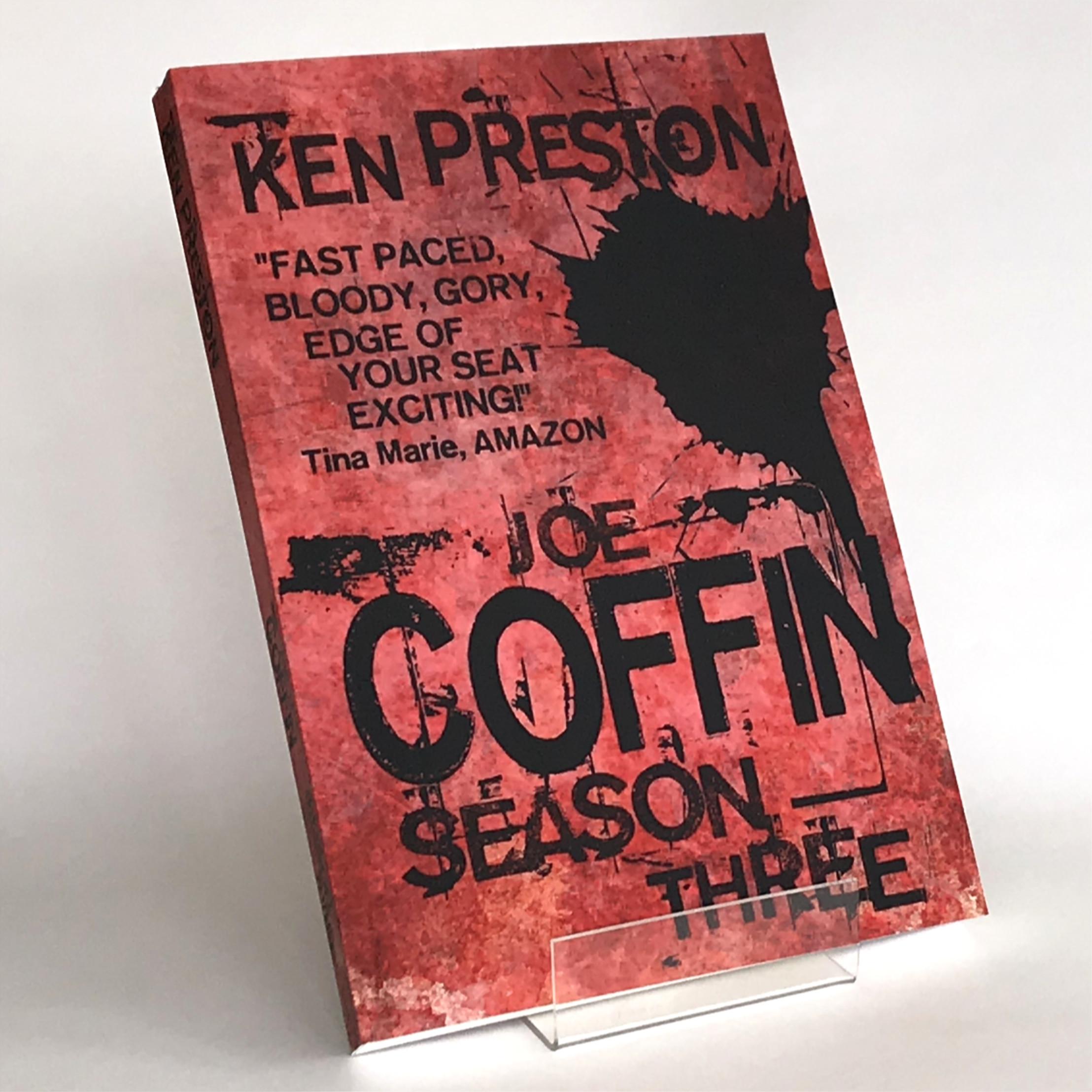 Joe Coffin Season Three Paperback